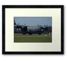 C-130J Hercules Framed Print
