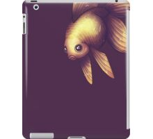Fantail in Purple iPad Case/Skin
