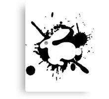 vw rabbit Canvas Print