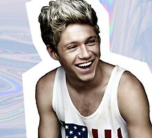 Naill Horan by givenchyhowell