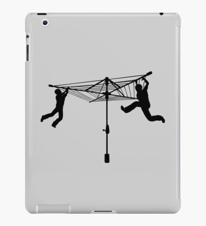 Merry Go Hills Hoist iPad Case/Skin
