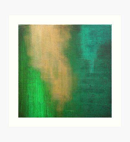 Organic Elements VII  Art Print