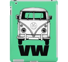 VW BUS iPad Case/Skin