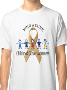Find A Cure Tee Classic T-Shirt