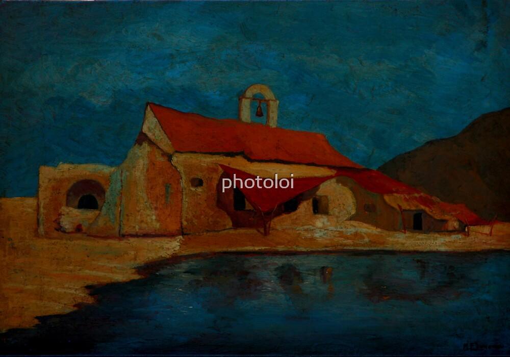 Old Church by photoloi