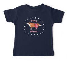 Foxy Pants Baby Tee