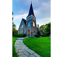 St Saviours Anglican Church Photographic Print