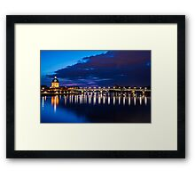 Toulouse Bridge 2 Framed Print
