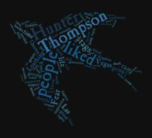 Words of Hunter S Thompson by DDLeach