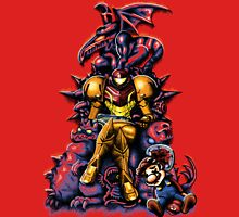 The Huntress Throne (with Mario) T-Shirt