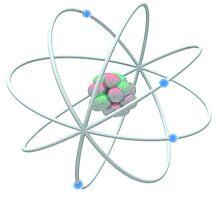 Atom by bubblenjb