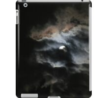 Once in a blue Moon - Rare phenomenon iPad Case/Skin