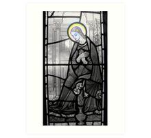 Cornwall: 'Radiance' at St Piran's Chapel Art Print