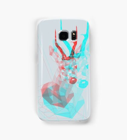 psychedelic deer Samsung Galaxy Case/Skin