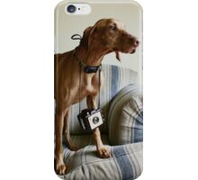 She Thinks She's People iPhone Case/Skin