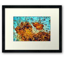 Deep Space Framed Print