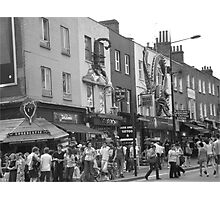 Streets of Camden Photographic Print