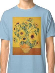 'A Brush with Vincent'.  Classic T-Shirt