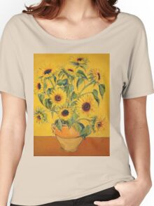 'A Brush with Vincent'.  Women's Relaxed Fit T-Shirt