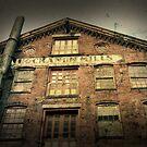Hockanum Mills  by Tania Palermo