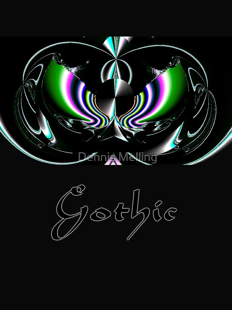 A Gothic design by Dennis Melling