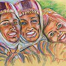 Turkish Beauties by Reynaldo
