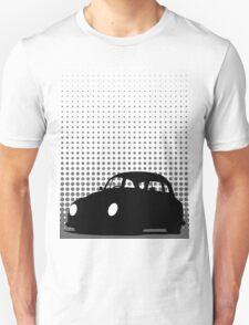 Halftone - VW Beetle T-Shirt