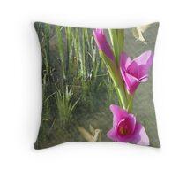 Midsummer Lovely Throw Pillow