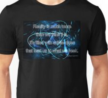 What We Seek Unisex T-Shirt