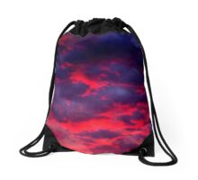 Calypso Sunset (available in iphone & ipod cases) Drawstring Bag