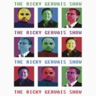 Ricky Gervais Show, Andy Warhol Style by Darren Buss