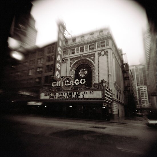 Medium Format Photography - Chicago, Chicago, by HolgaJen
