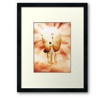 Angel of Victory Framed Print