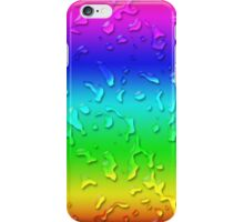Rainbow Water Art iPhone Case/Skin