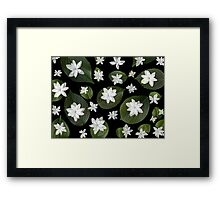 Star Armada Framed Print