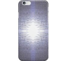 Flesh mandala N°2 iPhone Case/Skin