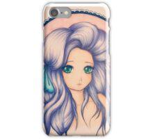Violet Victoriana iPhone Case/Skin