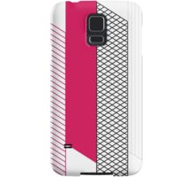 different lines Samsung Galaxy Case/Skin