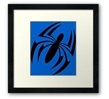 Ben's Spider Framed Print