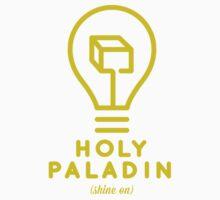 WoW Brand - Holy Paladin (Alternate) by dcmjs