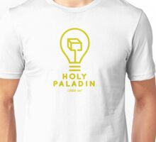 WoW Brand - Holy Paladin (Alternate) Unisex T-Shirt