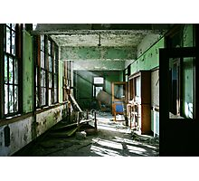 Green School Photographic Print