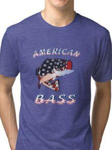 American Bass Tri-blend T-Shirt