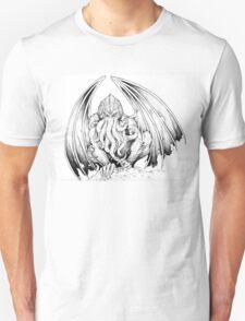 God-being CTHULHU  Unisex T-Shirt