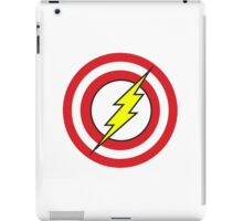 Captain Flash iPad Case/Skin