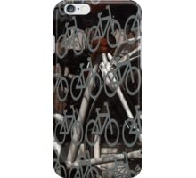 Land of bicycles iPhone Case/Skin
