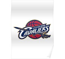 Cleveland Cavaliers Poster