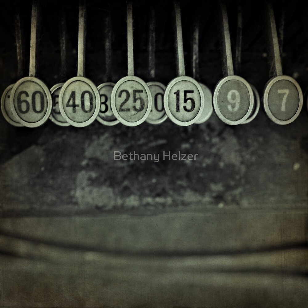 Numbers by Bethany Helzer