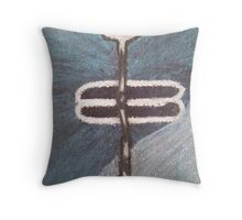 Om Namah SHivaya!! Throw Pillow