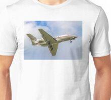 BAe125 CC.3 ZE396 Unisex T-Shirt